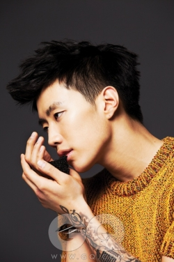Jay Park для GQ Korea April 2012