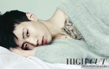 Jay Park для High Cut Vol. 72