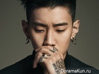 Jay Park для Marie Claire Korea June 2013