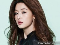 Jeon Ji Hyun для Elle Korea February 2014