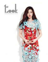 Jeon Ji Hyun для First Look Vol. 24