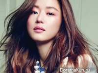 Jeon Ji Hyun для Harper's Bazaar China May 2014