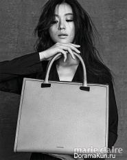 Jeon Ji Hyun для Marie Claire Korea October 2013 Extra