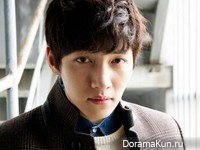 Ji Chang Wook для TVReport Korea 2012