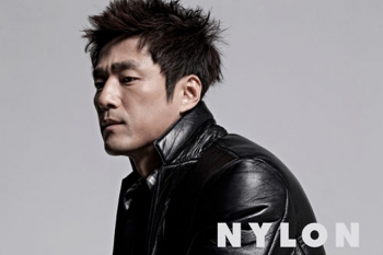 Ji Jin Hee для Nylon Korea February 2012