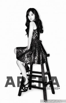 Jin Se Yeon для Arena Homme Plus December 2012