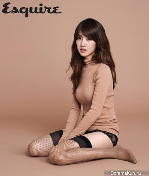 Jin Se Yeon для Esquire Korea December 2013