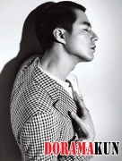 Jo In Sung, Go Jun Hee для Esquire Korea June 2012