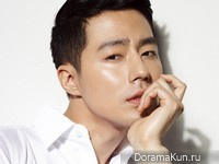 Jo In Sung для Harper's Bazaar Man March 2013