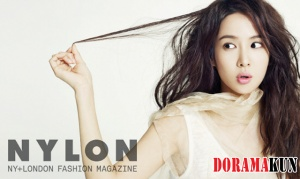 Jo Yeo Jung для NYLON Korea August 2012
