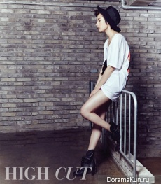 Jo Yoon Hee для High Cut Magazine 2012