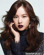 Jo Yoon Hee для Marie Claire Korea October 2013