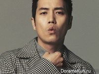 Joo Sang Wook для Marie Claire Korea August 2013 Extra