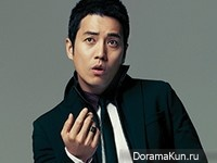 Joo Sang Wook для Marie Claire Korea August 2013