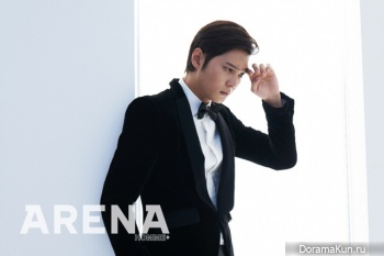 Joo Won для ARENA HOMME PLUS November 2012