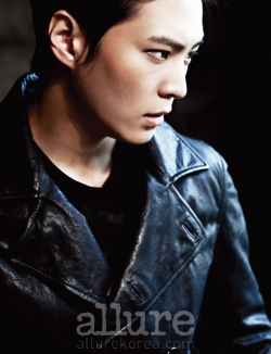 Joo Won для Allure Korea November 2011