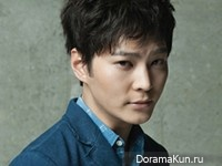 Joo Won для Elle March 2013 Extra