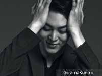 Joo Won для GQ Korea June 2014