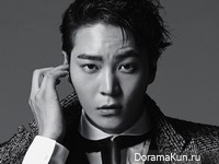 Joo Won для The Star November 2013 Extra