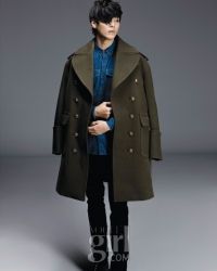 Joo Won для Vogue Girl Korea September 2010