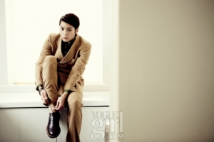 Joo Won для Vogue Girl Korea September 2011