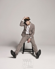 Jun Bak (Superstar K) для Vogue Girl December 2010