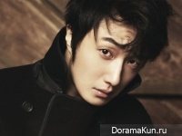 Jung Il Woo для The Celebrity August 2014