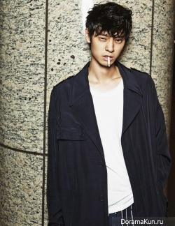 Jung Joon Young для Arena Homme Plus August 2013