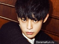 Jung Joon Young для CeCi Korea November 2013