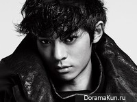 Jung Joon Young для First Look Vol. 53
