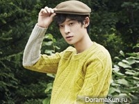 Jung Joon Young для SURE September 2013