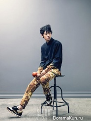 Jung Joon Young для Vogue Girl Korea August 2013