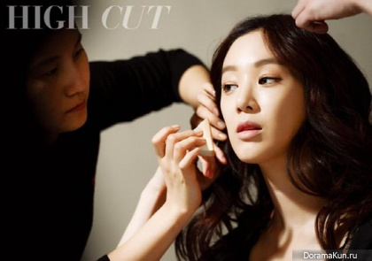 Jung Ryu Won для High Cut Vol. 101