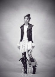 Jung So Min для Vogue Girl Korea December 2010