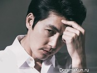 Jung Woo Sung для Cine21 Issue No. 960