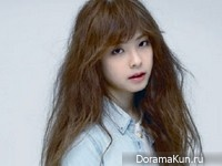 Juniel для Elle Girl Korea September 2012