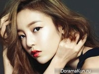 KARA (Goo Hara) для High Cut Vol.111