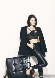 Kahi для IZE Magazine April 2014