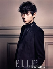 Kang Dong Won для Elle Korea May 2013 Extra