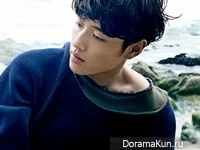 Kang Ha Neul для High Cut Vol. 112 Extra