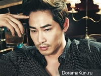 Kang Ji Hwan для Geek Magazine June 2014