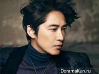 Kang Ji Hwan для The Celebrity Magazine January 2014