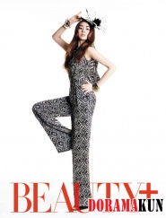 Kang So Ra для Beauty+ Magazine 2012