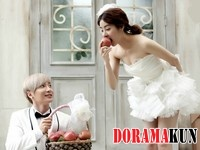 Super Junior's Leeteuk, Kang So Ra для MBC We Got Married