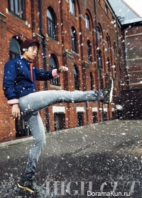 Ki Sung Yueng для High Cut Vol. 89