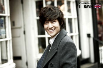 Kim Bum's It Travel: London