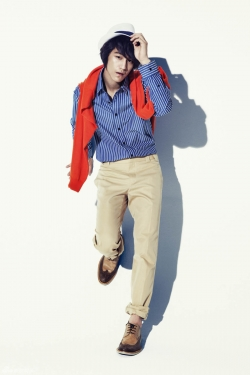 Kim Bum для Men's Uno China June 2012