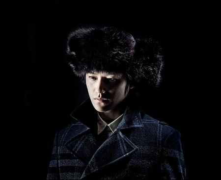 Kim Bum для TI For Men Maps Magazine 2009