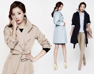 Kim Hee Sun для VOLL's 2012 Summer Catalog