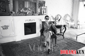 Lee Jung Jae, Kim Hye Soo для Vogue Korea July 2012 Extra
